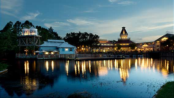 Disney's Port Orleans Resorts