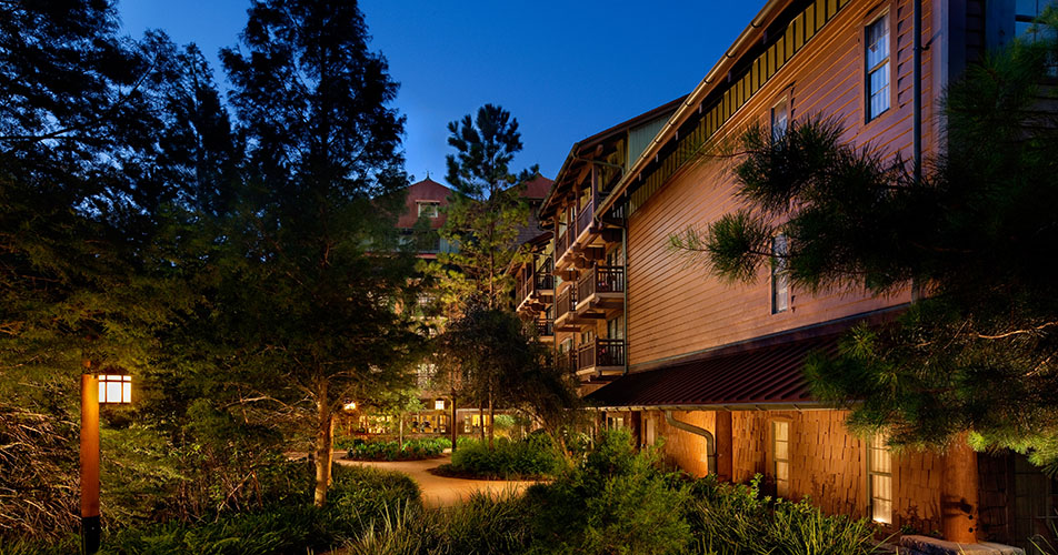 Boulder Ridge Villas At Disney S Wilderness Lodge Rooms